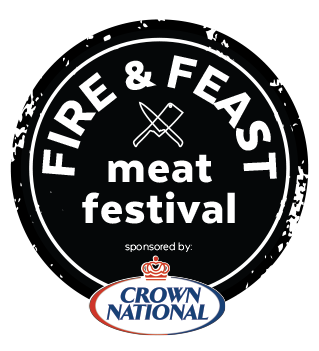 fire and feast logo